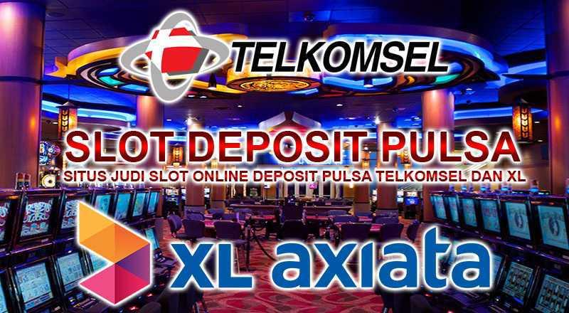 Sumber Popularitas Permainan Judi Slot Deposit Pulsa Online