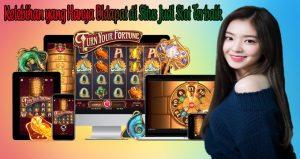 Keunggulan Lain Membuat Permainan Judi Slot Deposit Pulsa Digemari