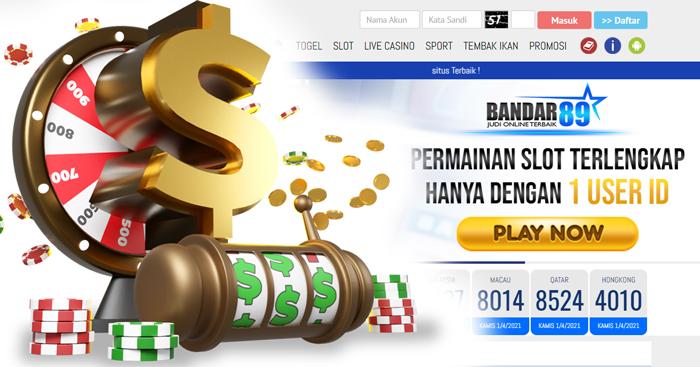 Trik Menang Slot Online Dalam Situs Bandar89